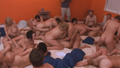 Amateur czech swingers